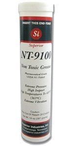 NT-9100 Synthetic High Impact & Extreme Pressure Grease/Non  Toxic
