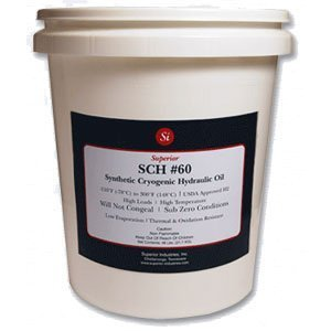 Cryogenic Hydraulic Oil | Extreme Low Temperature | Superior