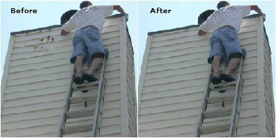 Remove Rust Stains From Vinyl Siding Concrete