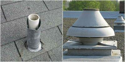 Chimney Amp Roof Flashing Paint Matte Finish 10 Year