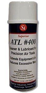 Lubricant & Cleaner For Precision Air Tools