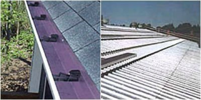 Stops Leaks on Roofs, RVs, Trailers, Sheet Metal, PVC. etc