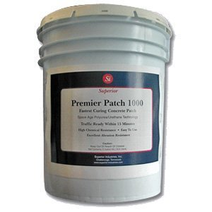 10 Minute Concrete Patch | Repair Holes, Joints & Spalled