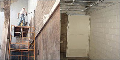 Epoxy Coating For Vertical Masonry Surfaces   High Chemical