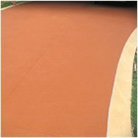Decra Kote 4000 is excellent for driveways, decks, walkways, etc.