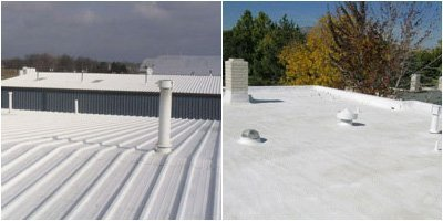 Energy Star Koteu0027s Special High Solids Formula Creates A Maximum Film Build  In Minimal Coats. This 10 Year Protective Roof Coating Is Energy Star Rated.