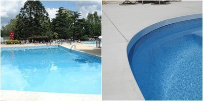 High Solids Acrylic Pool Coating | For Concrete & Plaster ...