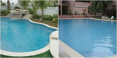 Epoxy Swimming Pool Paint 10 Year Protection Superior Industries Inc